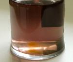 Eau de Parfum sediments